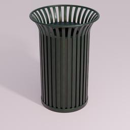 Thumbnail: Trash bin