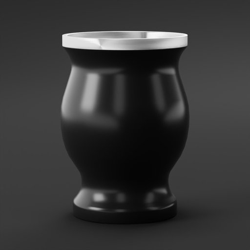 Thumbnail: Yerba Mate steel cup