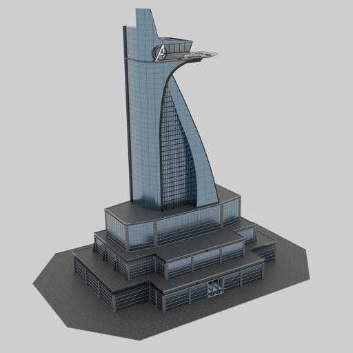 Thumbnail: Avengers Tower