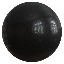 Thumbnail: Procedual Marble Granite Black Galaxy