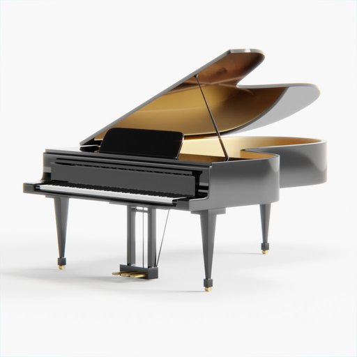 Thumbnail: Grand piano