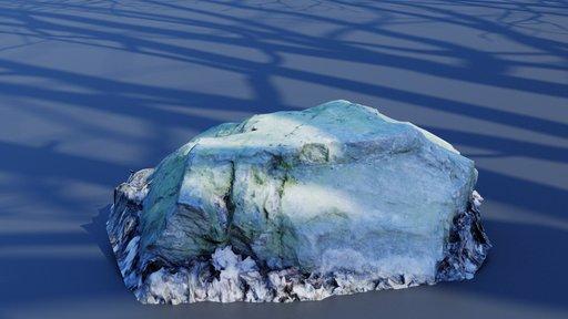 Big Photoscanned Rock
