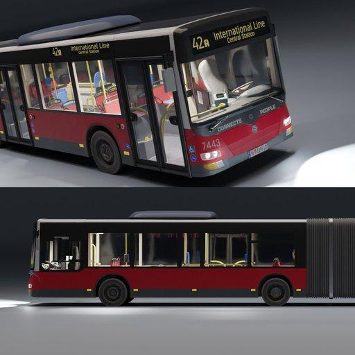 Thumbnail: City Bus