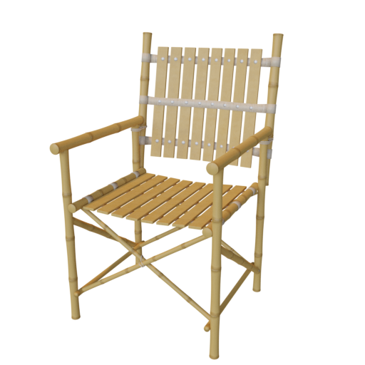 Thumbnail: Bamboo chair