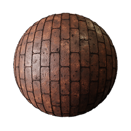 Thumbnail: Paving - bricks