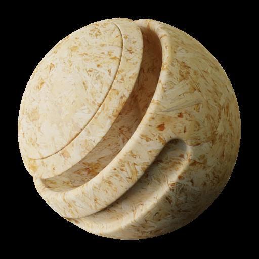 Thumbnail: Plywood cob pressed texture