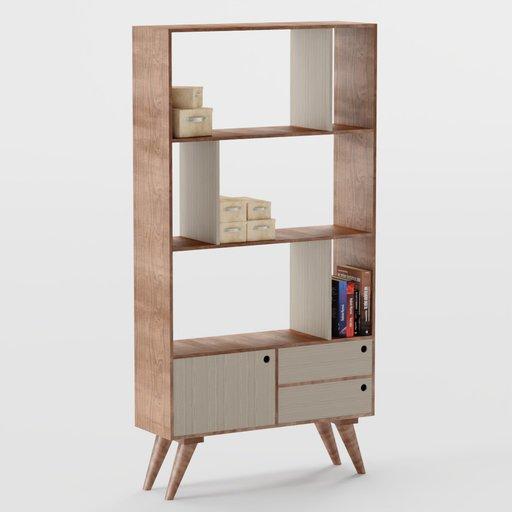 Thumbnail: Bookcase4