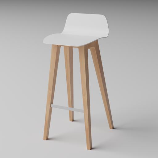 Thumbnail: Due bar stool
