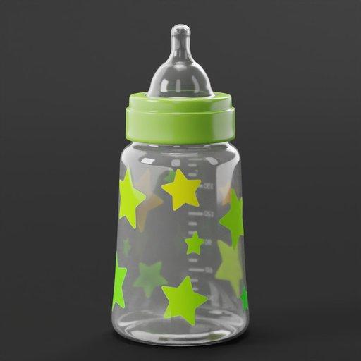 Thumbnail: Baby bottle