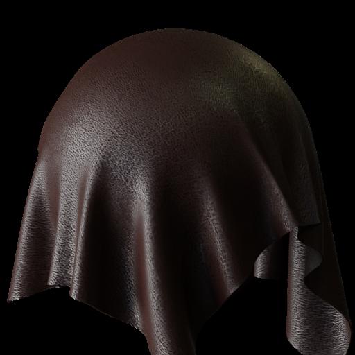Thumbnail: Leather Shader