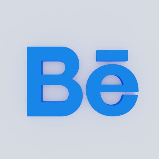 Thumbnail: Behance Logo