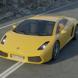 Thumbnail: Lamborghini Gallardo (2003)