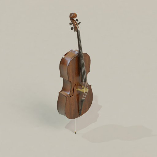 Thumbnail: Cello