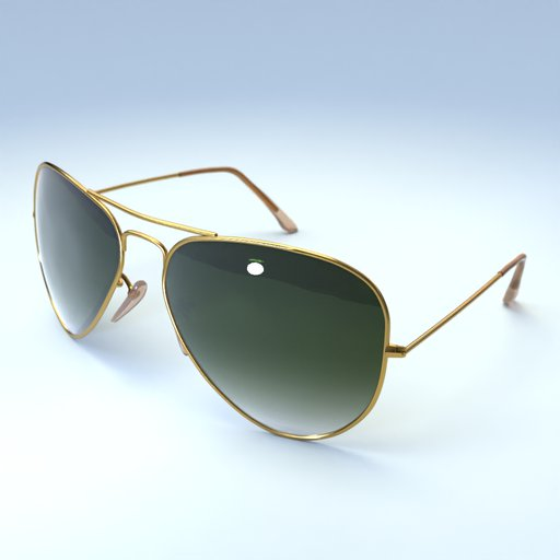 Sunglasses - Ray Ban Aviator Classic