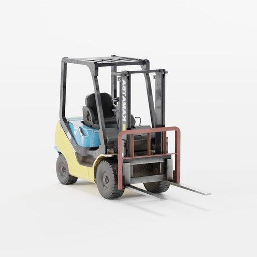 Thumbnail: Forklift Truck