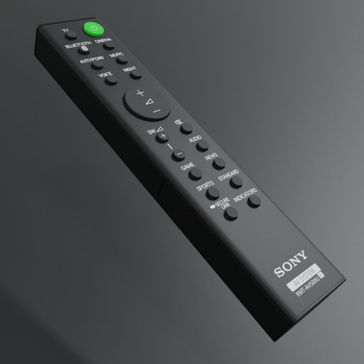 Thumbnail: Remote audio system SONY