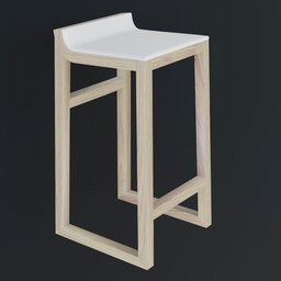 Thumbnail: Abu kitchen stool