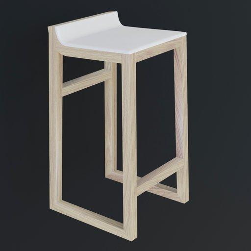 Thumbnail: Abu kitchen stool