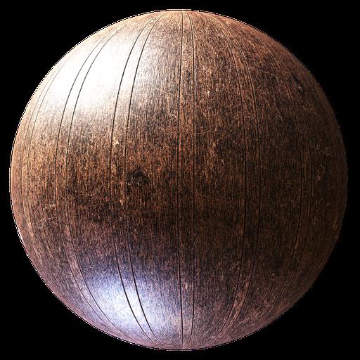 Wood Wall Slits Variation 2