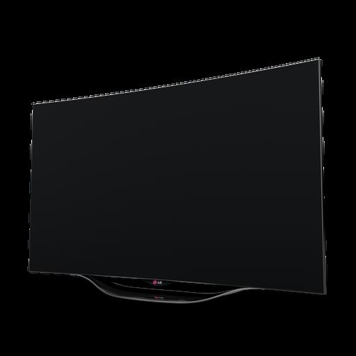 "Thumbnail: LG curved oled tv 55"""