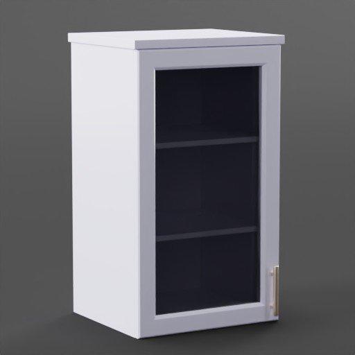 Thumbnail: Kitchen cabinet var 2.5