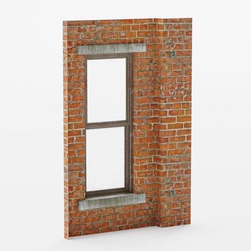Thumbnail: Wall window inset 2x3