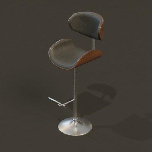 Thumbnail: Tall Chair