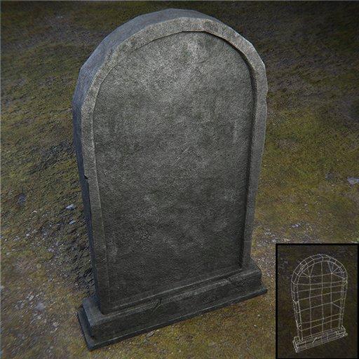 Thumbnail: Tombstone Curve