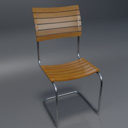 Thumbnail: Chair Wood