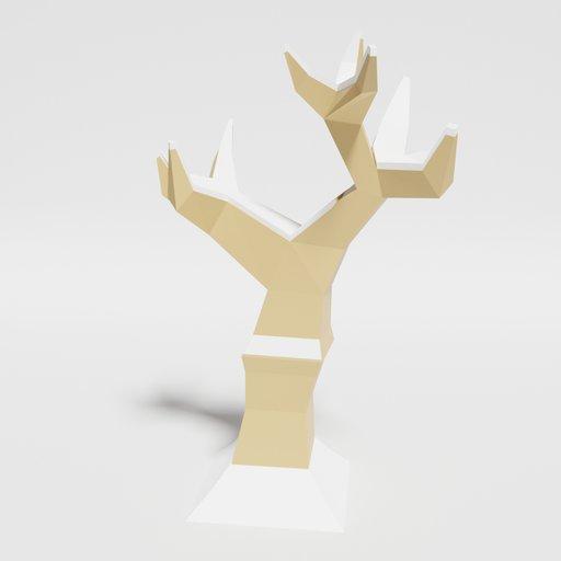 Thumbnail: Dead Tree Snowy