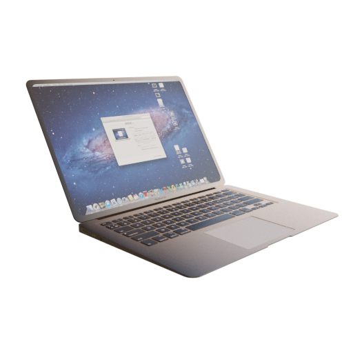 Thumbnail: MacBookAir