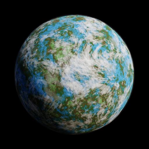 Thumbnail: SciFi Planet