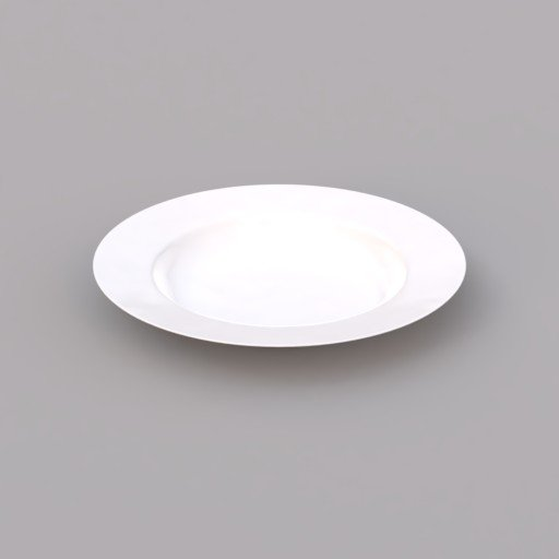 Thumbnail: white plate deep