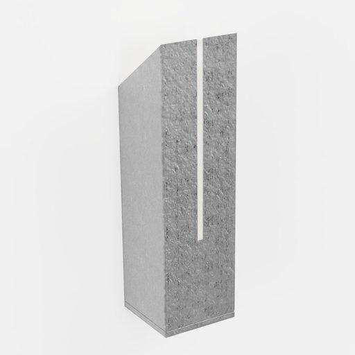 Thumbnail: Wall light modern
