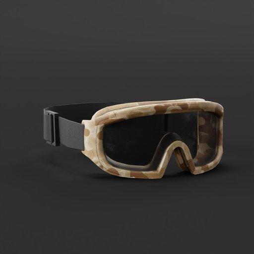 Camo Goggles