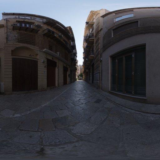 Thumbnail: Stone Alley 03