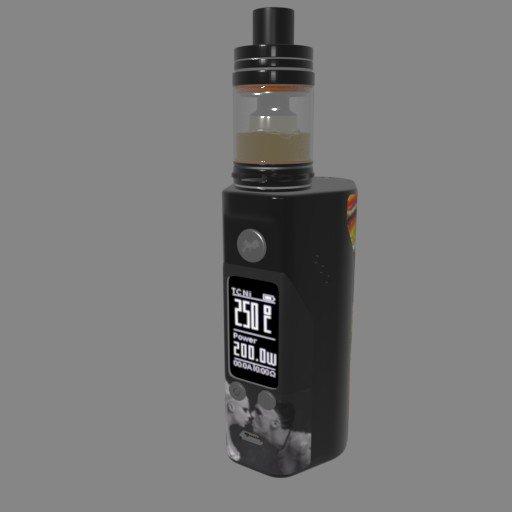 Thumbnail: E-cigarette RX200S