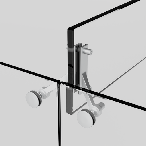 Thumbnail: Curtain Wall Spider Fitting Type 2