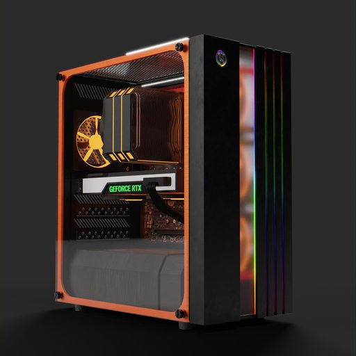 Thumbnail: Computer Build