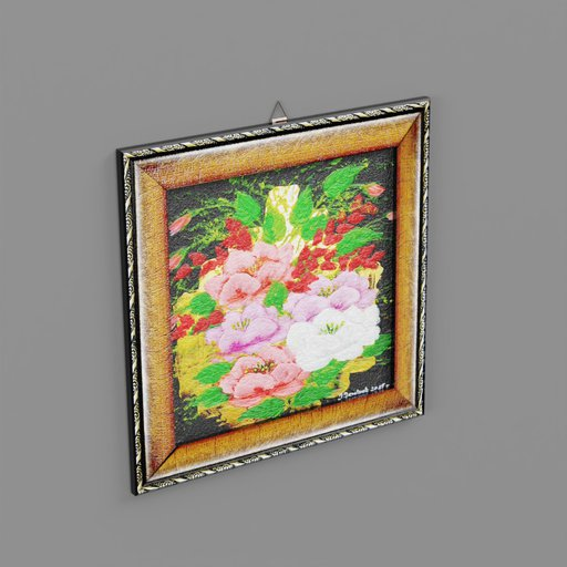 Thumbnail: Oil painting