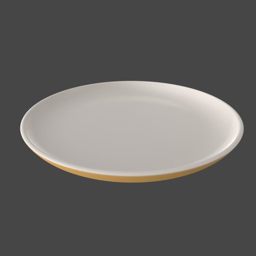 Thumbnail: Ceramic Plate (Single)