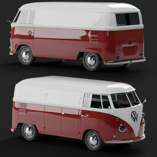 Thumbnail: Volkswagen Type 2