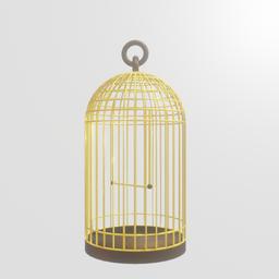 Thumbnail: Bird cage