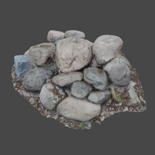 Thumbnail: Pile of rocks