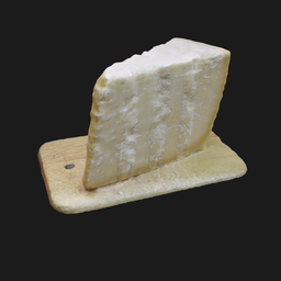 Thumbnail: Photoscanned Parmesan Cheese #001