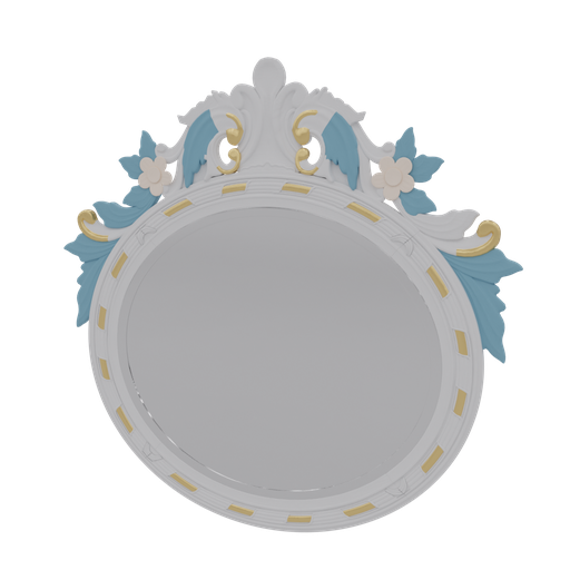Thumbnail: Ornate mirror