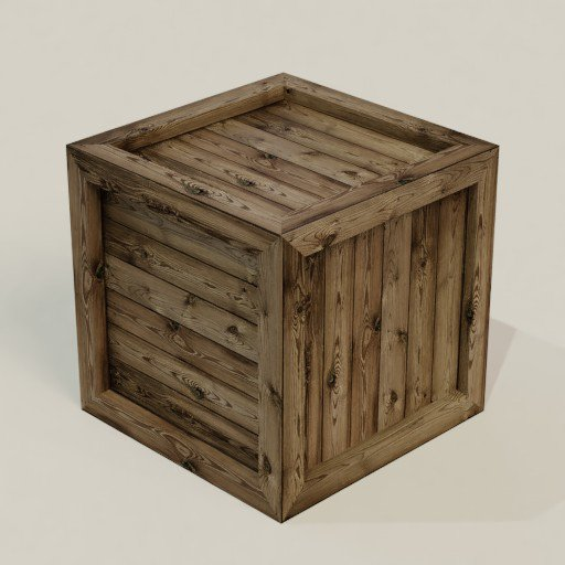 WoodenCrate