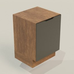 Thumbnail: Kitchen Collection 1 Cabinet Under Type 3