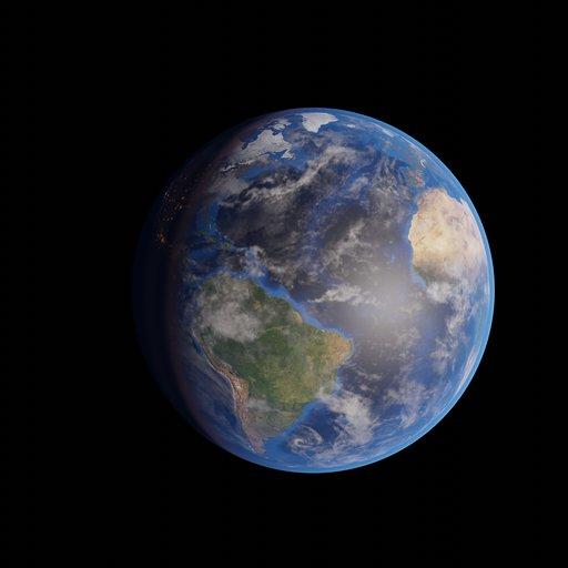 NASA Earth 21600x10800