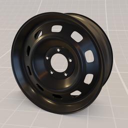 Thumbnail: Steel rim 15 inch